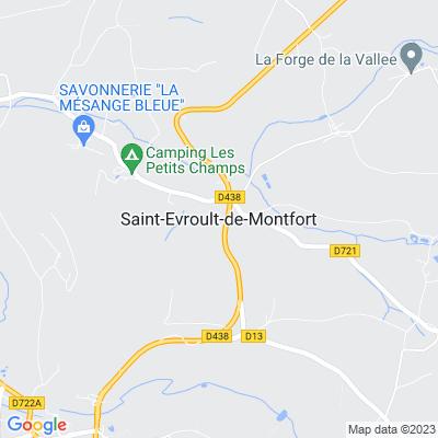 bed and breakfast Saint-Evroult-de-Montfort