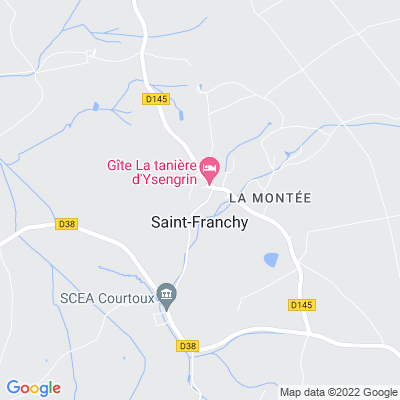 bed and breakfast Saint-Franchy