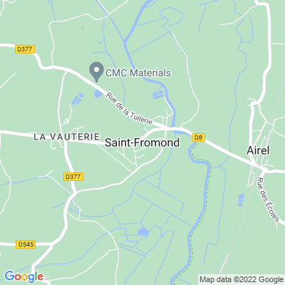 bed and breakfast Saint-Fromond