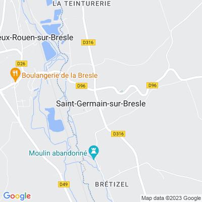 bed and breakfast Saint-Germain-sur-Bresle