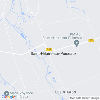 bed and breakfast Saint-Hilaire-sur-Puiseaux