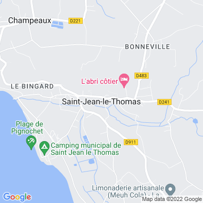 bed and breakfast Saint-Jean-le-Thomas
