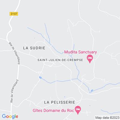 bed and breakfast Saint-Julien-de-Crempse