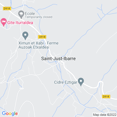 bed and breakfast Saint-Just-Ibarre