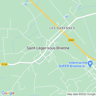 bed and breakfast Saint-Léger-sous-Brienne