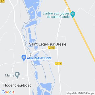 bed and breakfast Saint-Léger-sur-Bresle