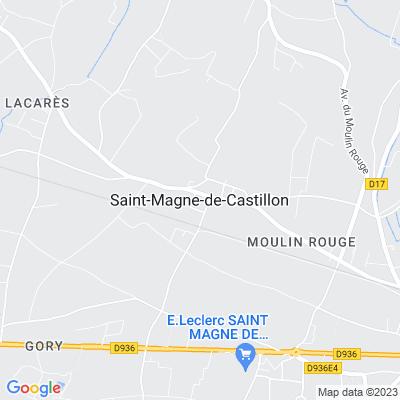 bed and breakfast Saint-Magne-de-Castillon
