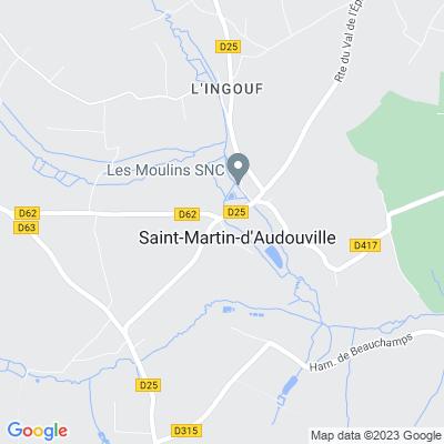 bed and breakfast Saint-Martin-d'Audouville