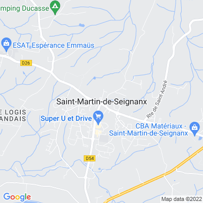 bed and breakfast Saint-Martin-de-Seignanx