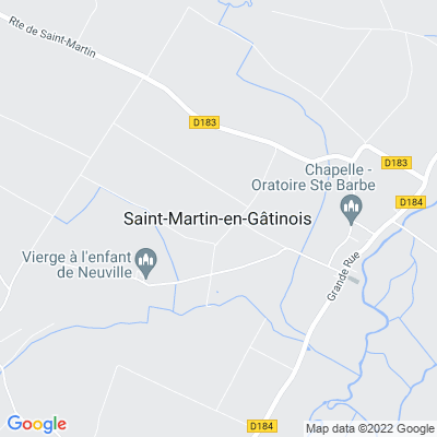 bed and breakfast Saint-Martin-en-Gâtinois