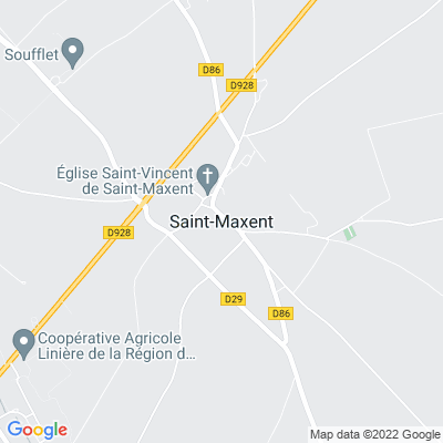 bed and breakfast Saint-Maxent