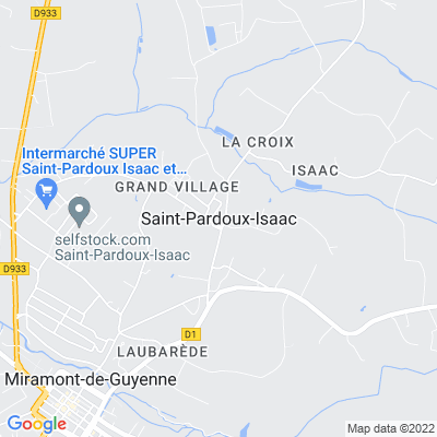 bed and breakfast Saint-Pardoux-Isaac