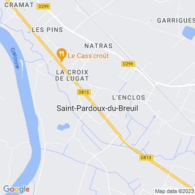 bed and breakfast Saint-Pardoux-du-Breuil