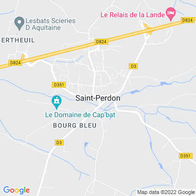 bed and breakfast Saint-Perdon