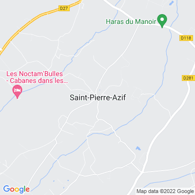 bed and breakfast Saint-Pierre-Azif
