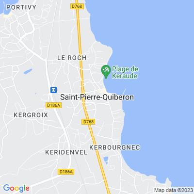 bed and breakfast Saint-Pierre-Quiberon