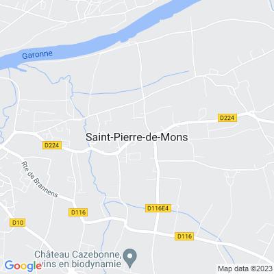 bed and breakfast Saint-Pierre-de-Mons