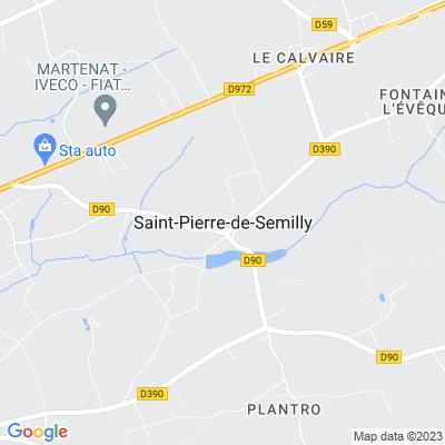 bed and breakfast Saint-Pierre-de-Semilly