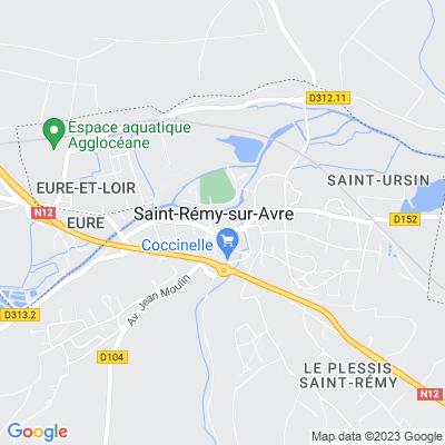bed and breakfast Saint-Rémy-sur-Avre