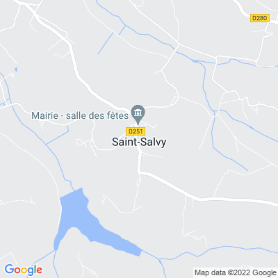 bed and breakfast Saint-Salvy