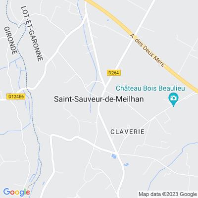 bed and breakfast Saint-Sauveur-de-Meilhan
