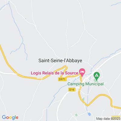 bed and breakfast Saint-Seine-l'Abbaye