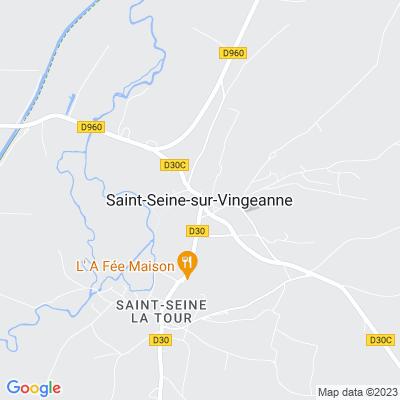 bed and breakfast Saint-Seine-sur-Vingeanne