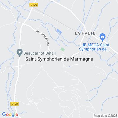 bed and breakfast Saint-Symphorien-de-Marmagne