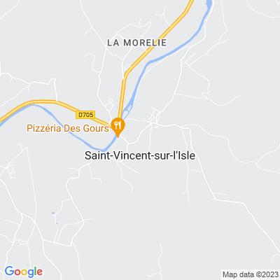 bed and breakfast Saint-Vincent-sur-l'Isle