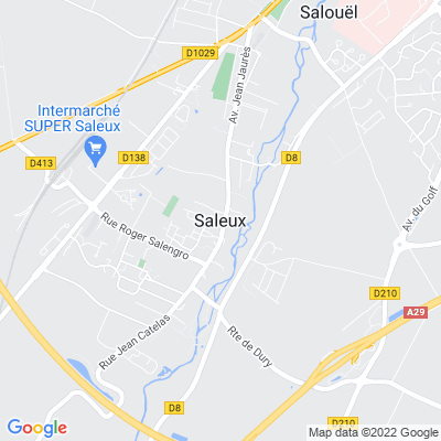 bed and breakfast Saleux