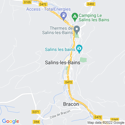 bed and breakfast Salins-les-Bains