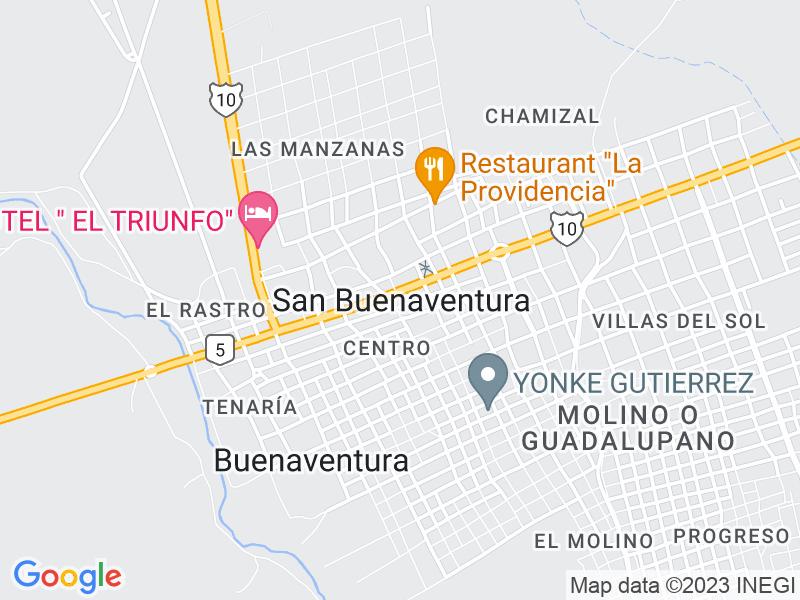 San Buenaventura, Chihuahua