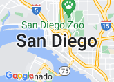 Open Google Map of San Diego Venues