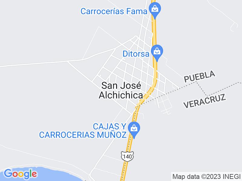 San José Alchichica, Puebla