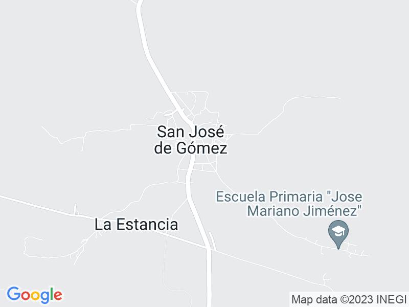 San José de Goméz, San Luis Potosi