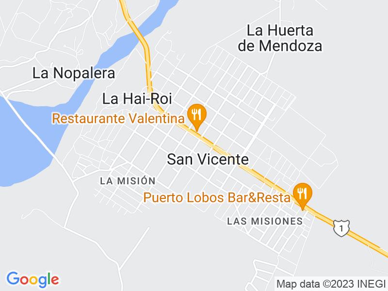 San Vicente, Baja California