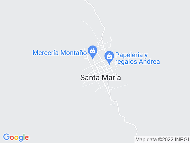 Santa María (Santa María Asunci, Guerrero