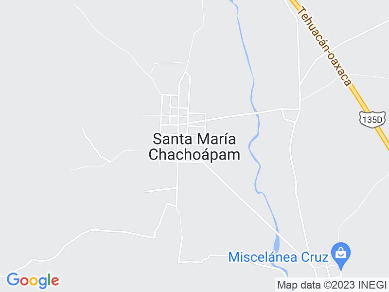 Santa María Chachoapam, Oaxaca
