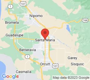 Job Map - Santa Maria, California  US