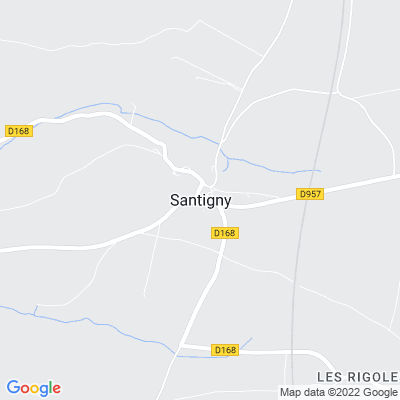 bed and breakfast Santigny