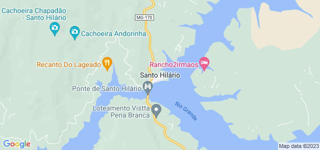 Santo Hilário, Pimenta - Minas Gerais