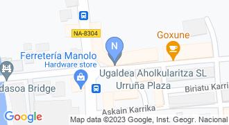 UGALDEA AHOLKULARITZA mapa