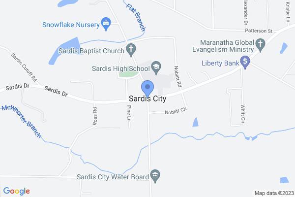 Sardis City, AL 35956, USA