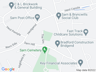 Personal Injury Solicitors in Sarn Park