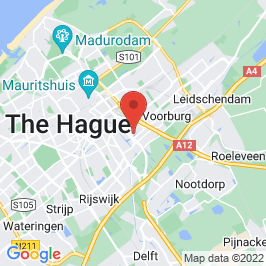Google map of CaballeroFabriek, Den Haag