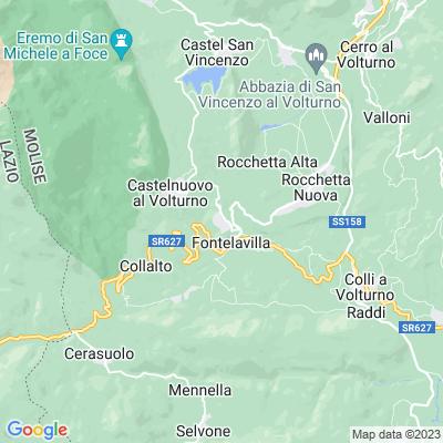 cartina Scapoli
