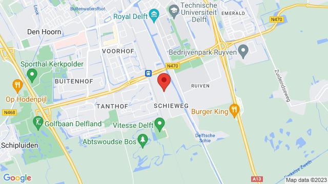 Kia+Delft op Google Maps