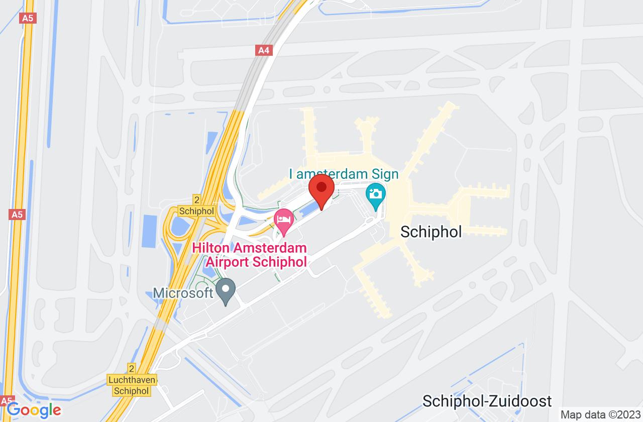 HMSHost Schiphol Airport on Google Maps