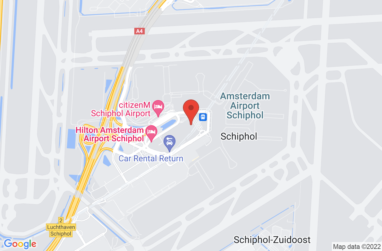 Stichting Holland Gateway on Google Maps