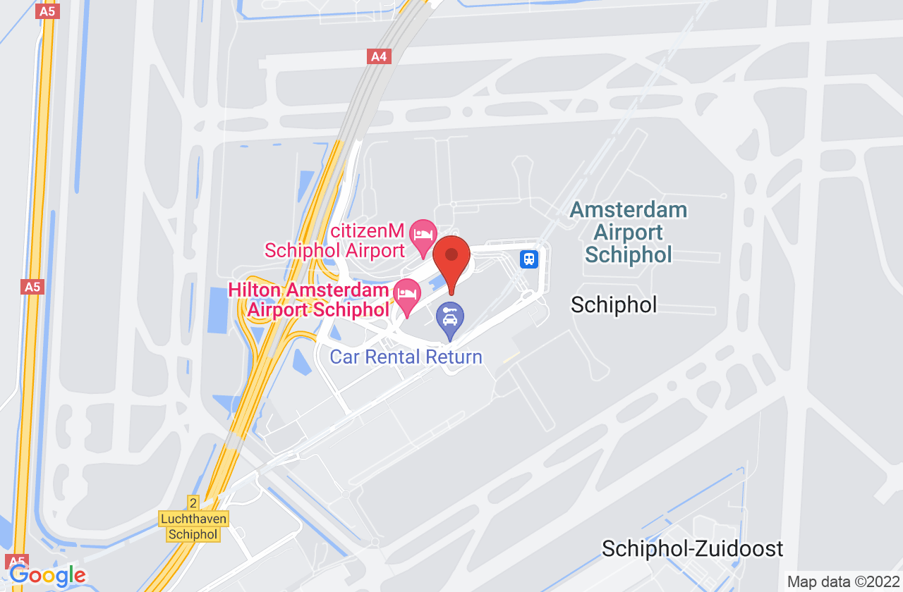 SCHIPHOLLAND on Google Maps